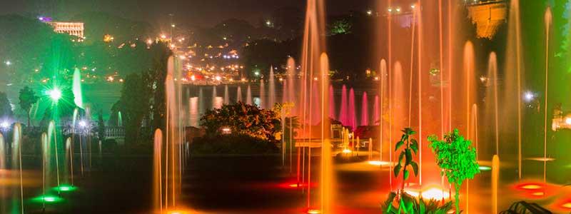 Brindavan Gardens timings entry ticket cost price fee Mysore